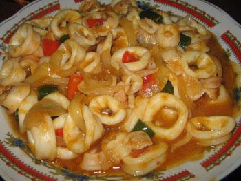 3 Resep Masakan Seafood Kepiting, Cumi, Udang Asam Manis Mudah Kontinental Terbaru