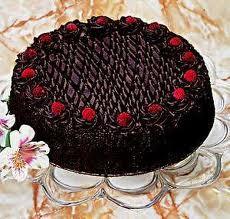kue tart coklat